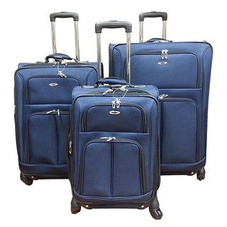 Travel Select by Traveler's Choice Amsterdam II 8-piece Deluxe ...