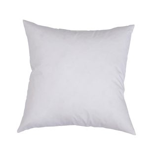 PrimaLoft Decorator Euro Square Throw Pillow Insert