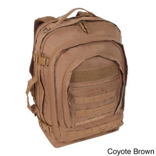 Sandpiper of California Bugout Backpack (Option: Coyote Brown)