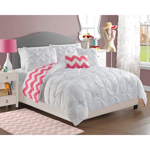 VCNY Chelsea Reversible Comforter Set