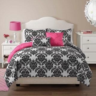VCNY Chelsea 5-piece Reversible Comforter Set