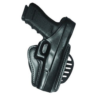 Gould & Goodrich Black Paddle Holster