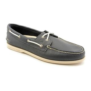 Sperry Top Sider Men's 'A/O 2-Eye' Leather Casual Shoes (Size 9 )