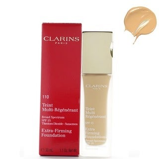 Clarins Extra Firming SPF 15 110 Honey Foundation