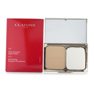 Clarins Everlasting SPF 15 110 Honey Compact Foundation