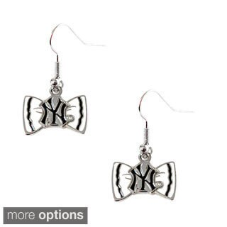 MLB Team Logo Bow Tie Earrings Gift Set|https://ak1.ostkcdn.com/images/products/9151646/P16331373.jpg?_ostk_perf_=percv&impolicy=medium