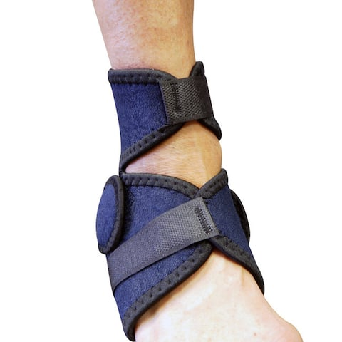 Magnetic Ankle Wrap with Removable Magnets