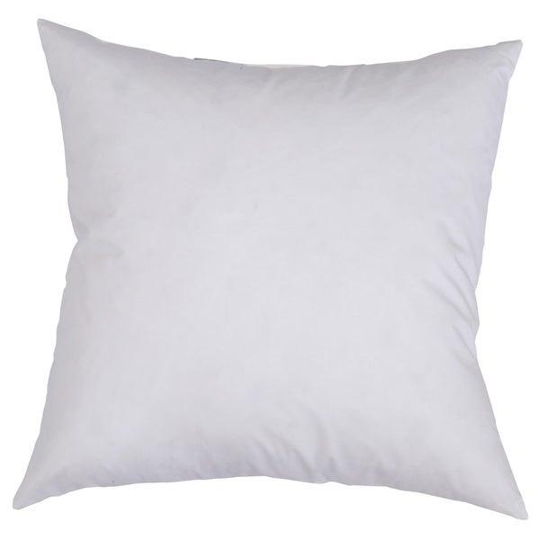 EnviroLoft Decorator Euro Square Throw Pillow Insert
