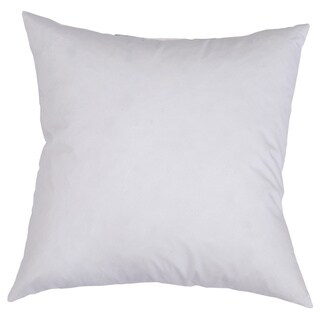 EnviroLoft Decorator Euro Square Throw Pillow Insert