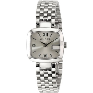 Gucci Women's YA125517 G-Gucci Recognizable G Case Classic Bracelet Watch