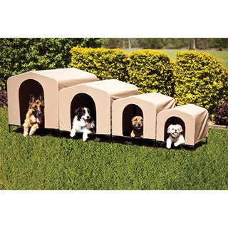 PortablePET HoundHouse Elevated Outdoor / Indoor Dog House