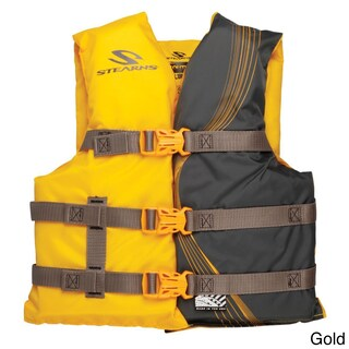 Stearns Youth Classic Boating Life Vest (Option: Gold)