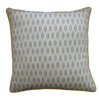 20 x 20-inch Arrow Yellow Throw Pillow
