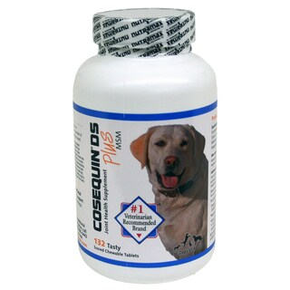 Cosequin DS Plus MSM Joint Health Supplement for Dogs
