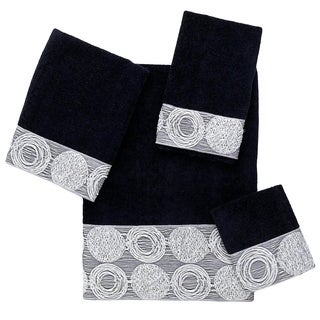 Avanti Galaxy Embellished 4-piece Towel Set