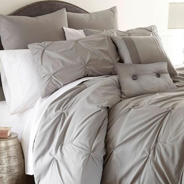Shop Amrapur Overseas Ella Embellished 8 Piece Comforter