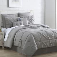 Amrapur Overseas Ella Embellished 8-Piece Comforter Set