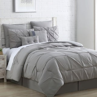 Amrapur Overseas Ella Embellished 8-Piece Comforter Set (4 options available)