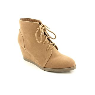 Madden Girl Women's 'Domain' Basic Textile Boots (Size 8.5 )