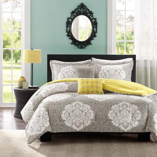 Intelligent Design Ciara 4 piece Comforter Set   Free Shipping Today    Overstock com   16333733. Intelligent Design Ciara 4 piece Comforter Set   Free Shipping