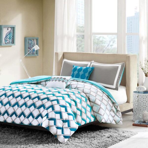 Intelligent Design Danika 4-piece Comforter Set