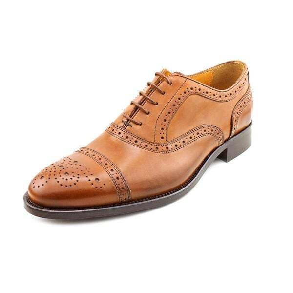 e055fad7914 Shop Mercanti Fiorentini Men s  Kenia  Leather Casual Shoes (Size 10 ...