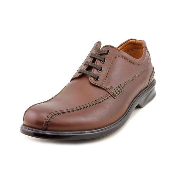 494cf60a7ba606 Shop Clarks Men s  Colson Over  Leather Dress Shoes - Free Shipping ...