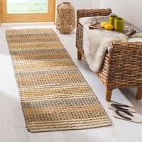 Safavieh Handmade Organica Multi Jute Rug - 2' x 10'