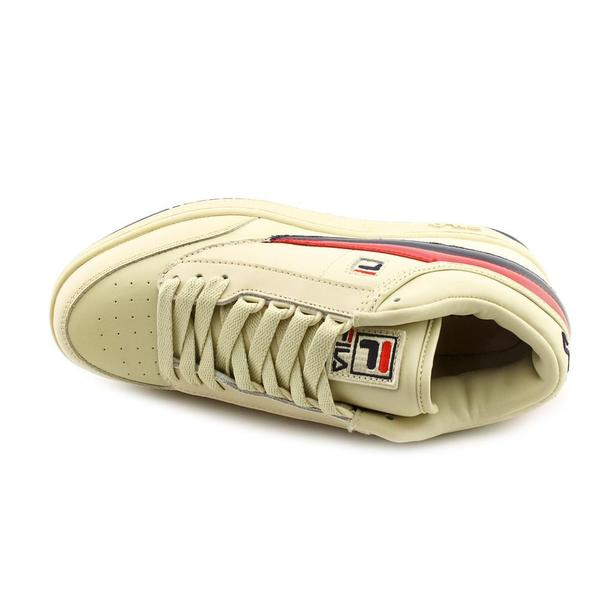 Fila Men's T 1 Mid Leather Athletic Sneakers