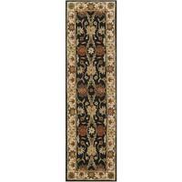 Safavieh Antiquity Black Rug - 2'3 x 6'