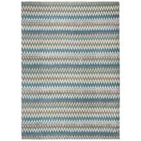 Safavieh Handmade Cedar Brook Teal/ Blue Cotton Rug - 8' X 11'