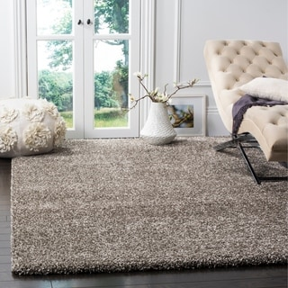 Safavieh Milan Shag Grey Rug (6' x 9')