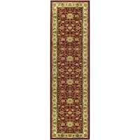 Safavieh Lyndhurst Traditional Oriental Red/ Ivory Rug - 2'3 x 18'