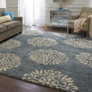 Link to Mohawk Home Exploded Medallions Woven Area Rug Similar Items in Rugs