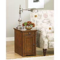 Copper Grove Morvan Chairside End Table