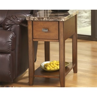 Breegin Contemporary Chair Side End Table Multi