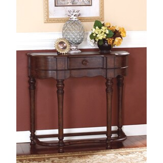 Signature Designs by Ashley 'Brookfield' Dark Rustic Sofa Table