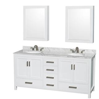 Wyndham Collection Sheffield 72-inch Double White Vanity|https://ak1.ostkcdn.com/images/products/9158922/P16337866.jpg?impolicy=medium