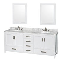 Ivory Bathroom Furniture