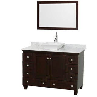 Wyndham Collection Acclaim 48-inch Single Espresso Vanity