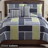VCNY Morgan 7-piece Contemporary Quilt Set