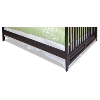 Child Craft Twin Size Bed Rails in Jamocha