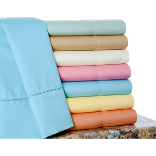 600 Thread Count Cotton Rich Sheet Set