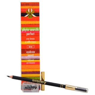 Sisley Phyto Sourcils Perfect Eyebrow Pencil With Brush & Sharpener # 03 Brun