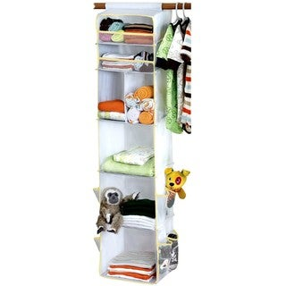 Dex Baby Closet Cubby in White