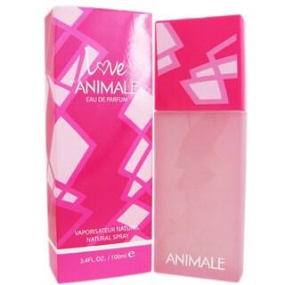 Animale Love Women's 3.4-ounce Eau de Parfum Spray