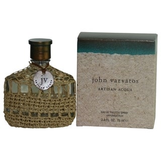 John Varvatos Artisan Acqua Men's 2.5-ounce Eau de Toilette Spray