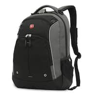 SwissGear Liteweight Grey/ Black Backpack