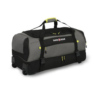 SwissGear Sierre II 30-inch Rolling Drop Bottom Duffel Bag
