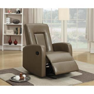 Aria Home Swivel Reclining Arm Chair